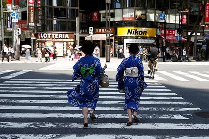 Рекордная жара пришла в Японию и погубила десятки людей