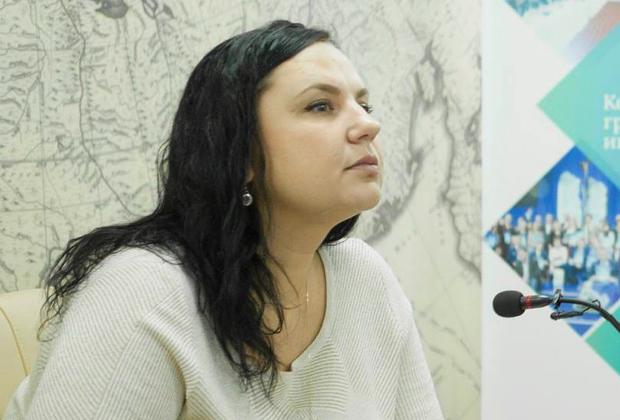 Ирина Бирюкова