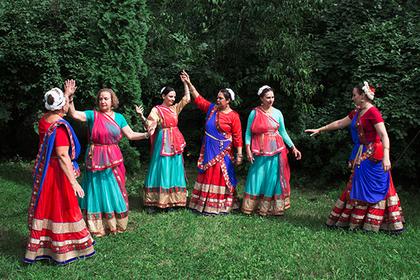 В Москве научат йоге и индийскому танцу