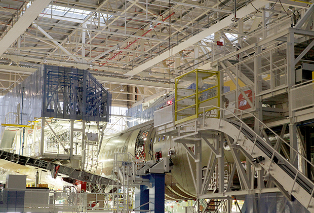 Airbus Factory Toulouse