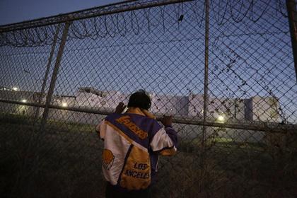 Мексиканский мафиози сбежал из тюрьмы через главный вход