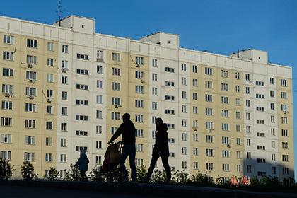 В РФ строят все меньше многоэтажек