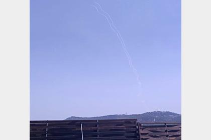 Израиль сбил самолет «Сухого»