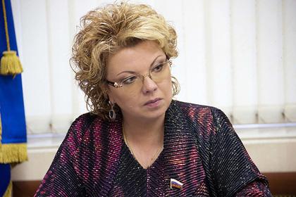 «Единая Россия» предложила Ямпольскую на пост главы комитета Госдумы по культуре
