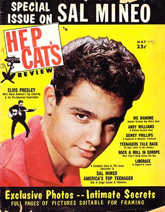 Один из самых популярных молодежных журналов конца 1950-х— начала 1960-х годов назывался Hep Cats, хотя писали в нем преимущественно о рок-н-ролле, а не о джазе.