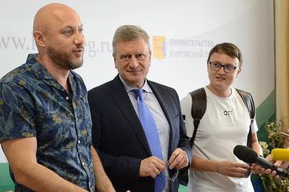 Дмитрий Бушуев, Игорь Васильев и Никита Трунов