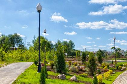 Воробьев оценил программу благоустройства парков