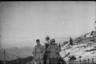 Портрет артиллеристов на боевых позициях в горах.