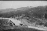 Боевые позиции в высокогорных районах.