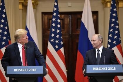 Белый дом обозначил дату следующей встречи Путина и Трампа