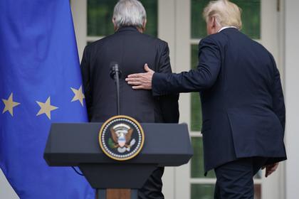 Лидер Евросоюза подарил Трампу фотографию кладбища