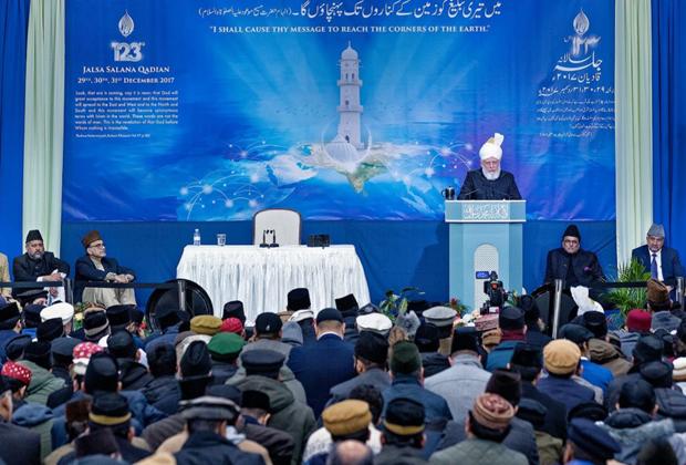 Встреча ахмадийского сообщества в 2016 году