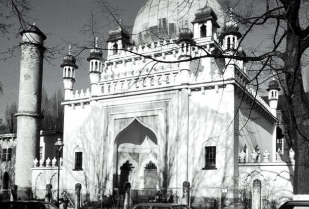 Вильмерсдорфская мечеть. 1920 год