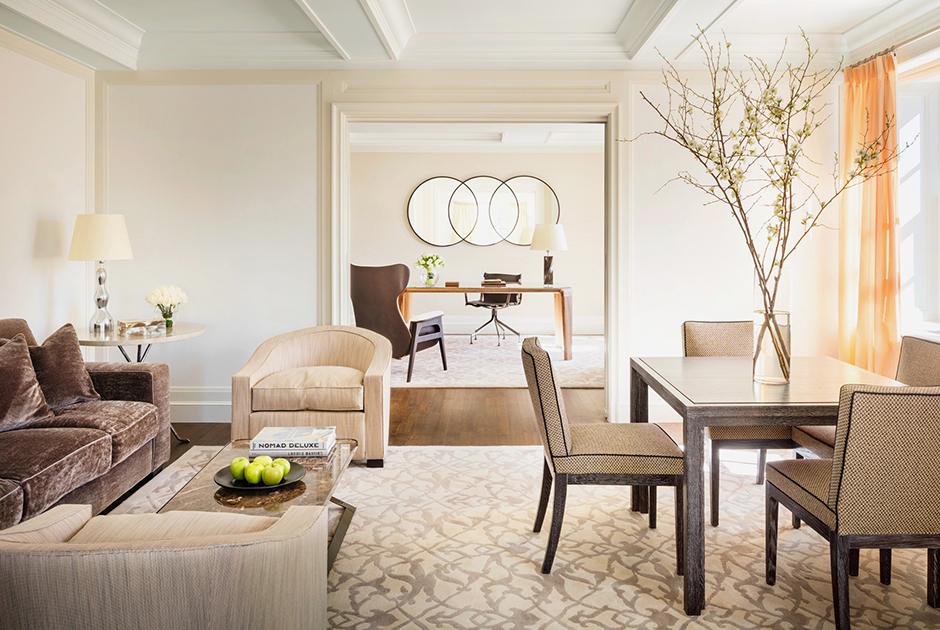 Five-Bedroom Terrace Suite, The Mark, New York