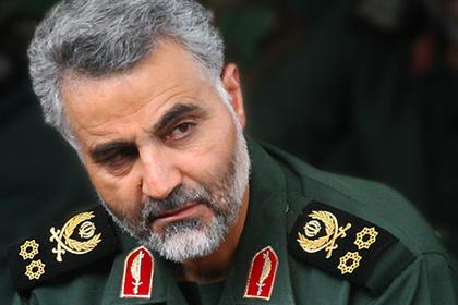 Иранский генерал пригрозил отнять Трампа всего вслучае войны