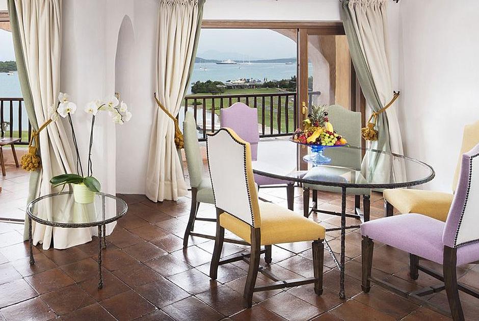 Penthouse Suite, Hotel Cala Di Volpe, Sardinia