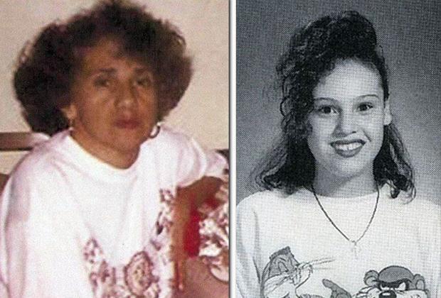 Фотографии убитых женщин
