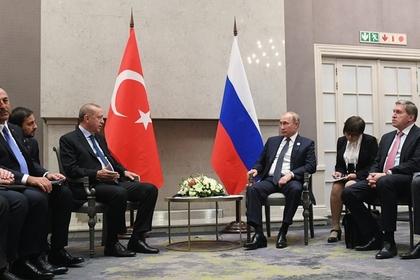 Путин согласился пойти в ресторан с Эрдоганом при одном условии