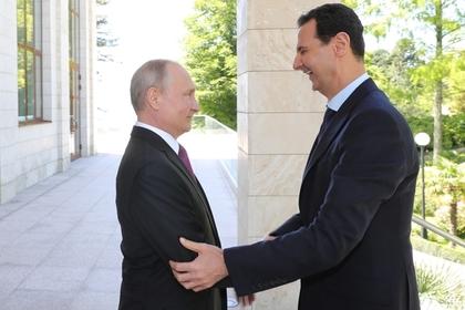 Сирия объяснила цели 40-летнего присутствия российских войск