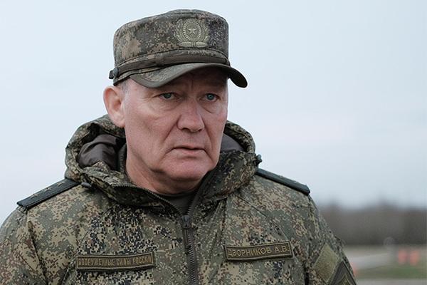 Александр Дворников