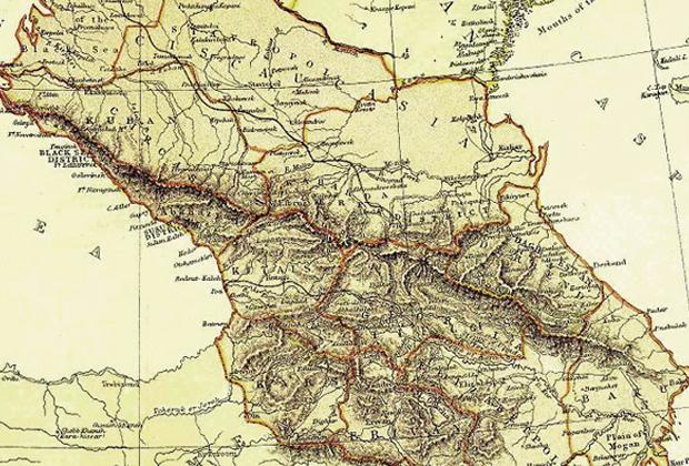 Закавказская демократическая федеративная республика