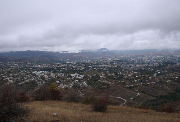 Нагорный Карабах, Степанакерт