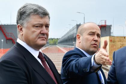 Петр Порошенко и Игорь Грамоткин