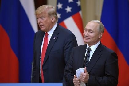 Сын Рейгана уверен, что сторонники Трампа выбралибы Владимира Путина президентом США