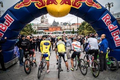 Этап самой протяженной велогонки мира ввыходные пройдет через Красноярск