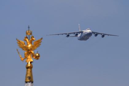 В РФ создадут новый сверхтяжелый самолет насмену украинскому «Руслану»