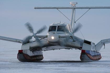 Вице-премьер Российской Федерации поведал опланах построить десятки кораблей навоздушной подушке