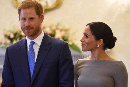 Меган Маркл раскритиковали за принуждение принца Гарри к похудению