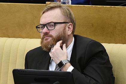 Милонов признал право России на сумасшедшего депутата