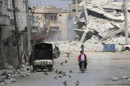 Россиян захотели отправлять в Сирию «огромными самолетами и бесплатно»