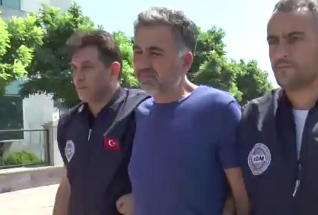 Турецкий бизнесмен Салих Зеги Игит находится в следственном изоляторе турецкого города Мерсина