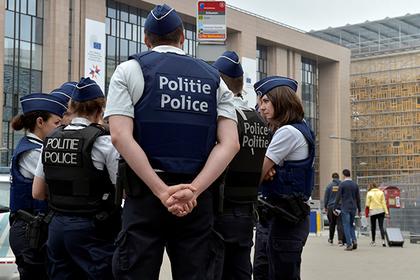 Бельгии понадобились тысячи полицейских