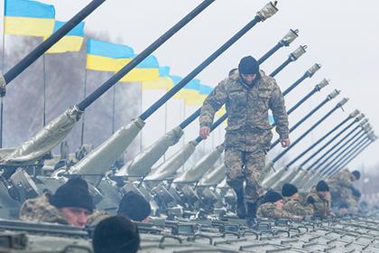 Из украинской армии началось бегство офицеров