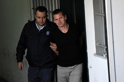 Alexandros Avramidis (справа)