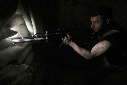 Названы главные учителя снайперов «Аль-Каиды»