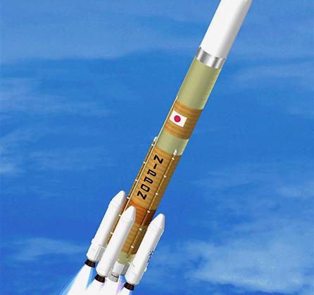 """Японское агентство аэрокосмических исследований и компания Mitsubishi Heavy Industries запуск новой ракеты H3 (в варианте без боковых ускорителей) <a href=""""https://lenta.ru/news/2017/06/27/h3/"""" target=""""_blank"""">запланировали</a> на 2020 год. На геопереходную орбиту H3 в максимальной конфигурации будет способна отправлять до 6,5 тонны.  <br> <br> Этот носитель должен прийти на смену ракетам H-2A (используется для запуска спутников) и H-2B (задействована в запусках к МКС). Конструктивно H3 от H-2A отличается двигателем первой ступени LE-9, который является модернизированной версией агрегата LE-5B второй ступени H-2A. <br> <br> От H-2B Япония планирует отказаться в 2019 году, от H-2A — в 2023-м. Тогда же Япония планирует выйти на восемь запусков H3 в год. Стоимость старта новой ракеты в минимальной комплектации оценивается в 45 миллионов долларов."""