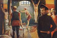 Карл Грёнхаген. «От свободы к пыткам»