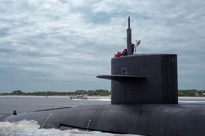 ВБалтийском море может появиться русский подводный боевой робот «Цефалопод»