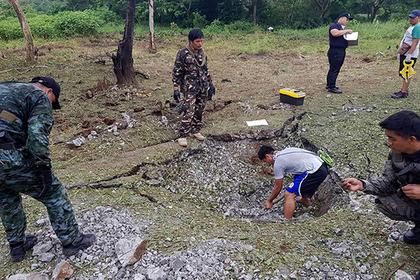 Джихадисты взорвали военный КПП на Филиппинах