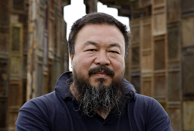 Китайский художник-диссидент Ай Вэйвэй
