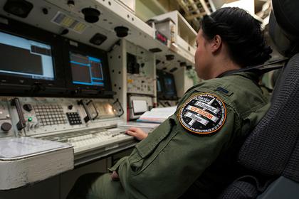 Испытательный запуск американской МБР над Тихим океаном закончился неудачей