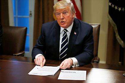 Трамп: «Сговор сРоссией— непреступление»