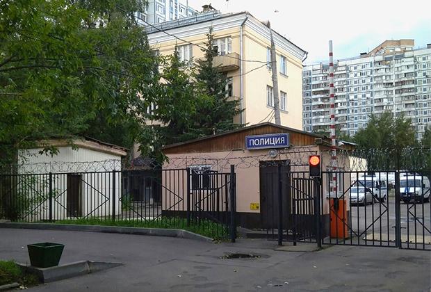 ОМВД по району «Лианозово»