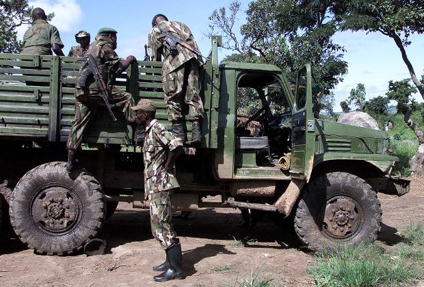 Бурунди, Руанда, Уганда и представители ангольской оппозиционной партии УНИТА стали воевать бок о бок с повстанцами.