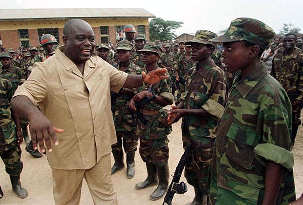 Главный оппозиционер страны — политик Лоран-Дезире Кабила, которого называли соратником Че Гевары и маститым партизанским вожаком, возглавил восстание.