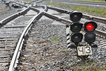 Петербуржец разобрал железную дорогу и украл 275 тонн металла